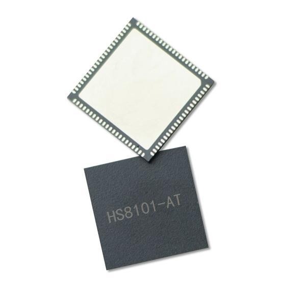 虹膜识别芯片研发成功—乾芯QX8001问世