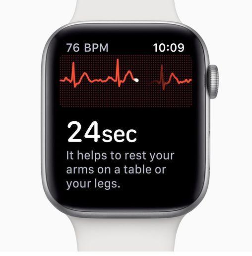 最新一代Apple Watch的自宫!这其实就是一款披着苹果皮的医疗器械?