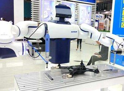 新松签订1.71亿元特种机器人合同 细分领域爆发点显现