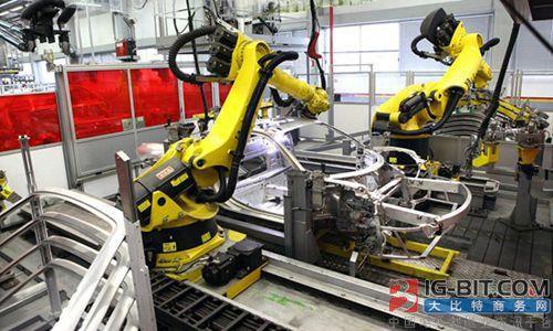 中国工业机器人产业发展比国外差哪儿了