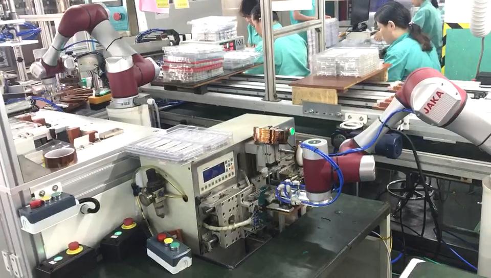 协作机器人与柔性制造下短生命周期市场的共生