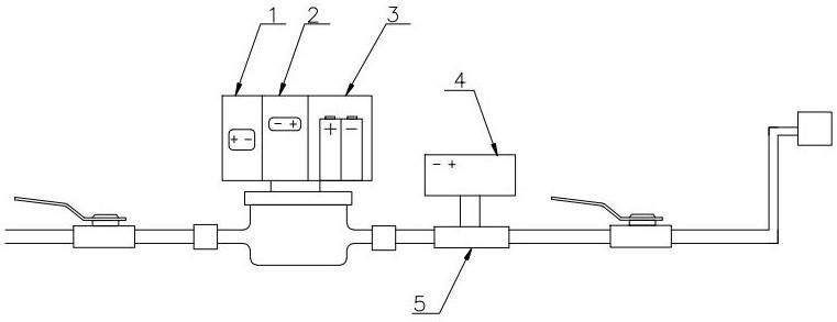 【仪表专利】一种澳门皇冠赌场线上娱乐于智能水表的自发电装置