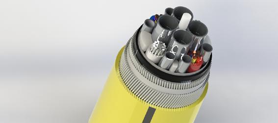 东方电缆额定电压500kVXLPE海底电缆系统通过预鉴定试验