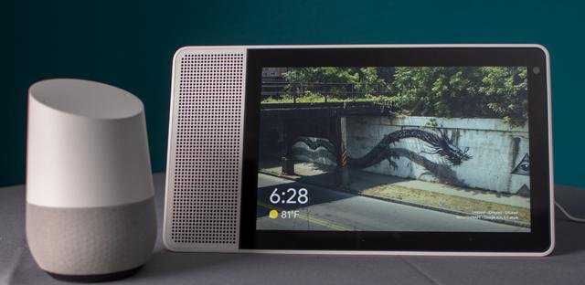 谷歌将出自家带屏智能音箱 音箱大战再升级