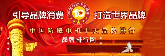 """""""2018年度中国防爆电机十大品牌总评榜""""荣耀揭晓"""