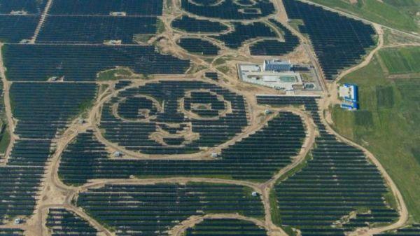 中国的大型光伏电站如何改变世界能源格局