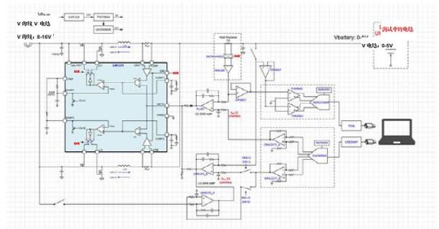 实现高精度满量程充电/放电电流控制,适用于高效锂离子电池化成测试