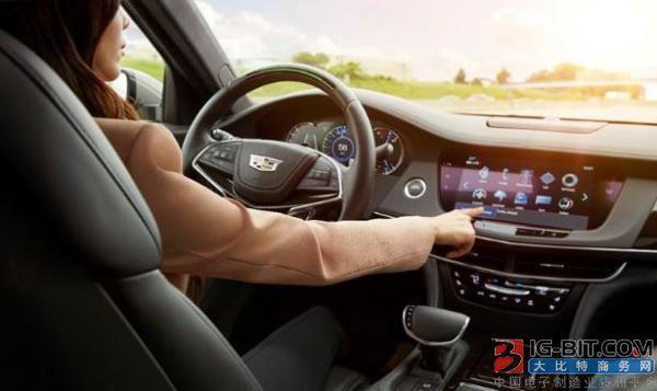 欧司朗携手均胜安全系统为凯迪拉克半自动驾驶汽车打造驾驶员监控系统
