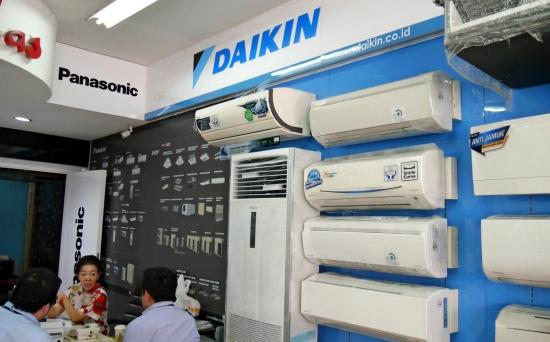 阻击中国品牌 日系企业掀起亚洲空调大战