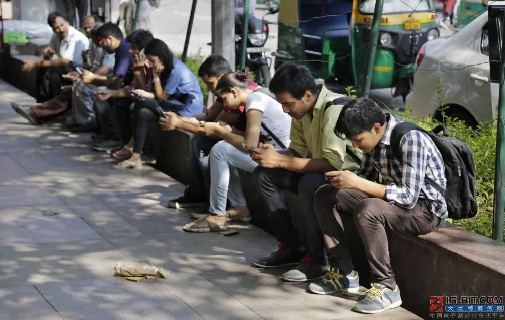 中国手机恶战印度市场 小米的优势恐遭蚕食