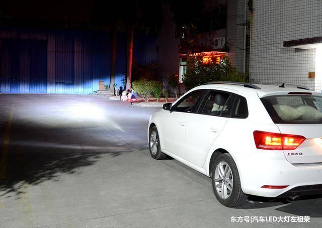 汽车LED大灯改装该选集成式还是外挂式驱动?