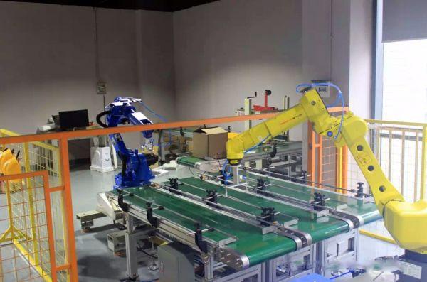 中国机器人市场将超万亿元 国产机器人需向高端突破