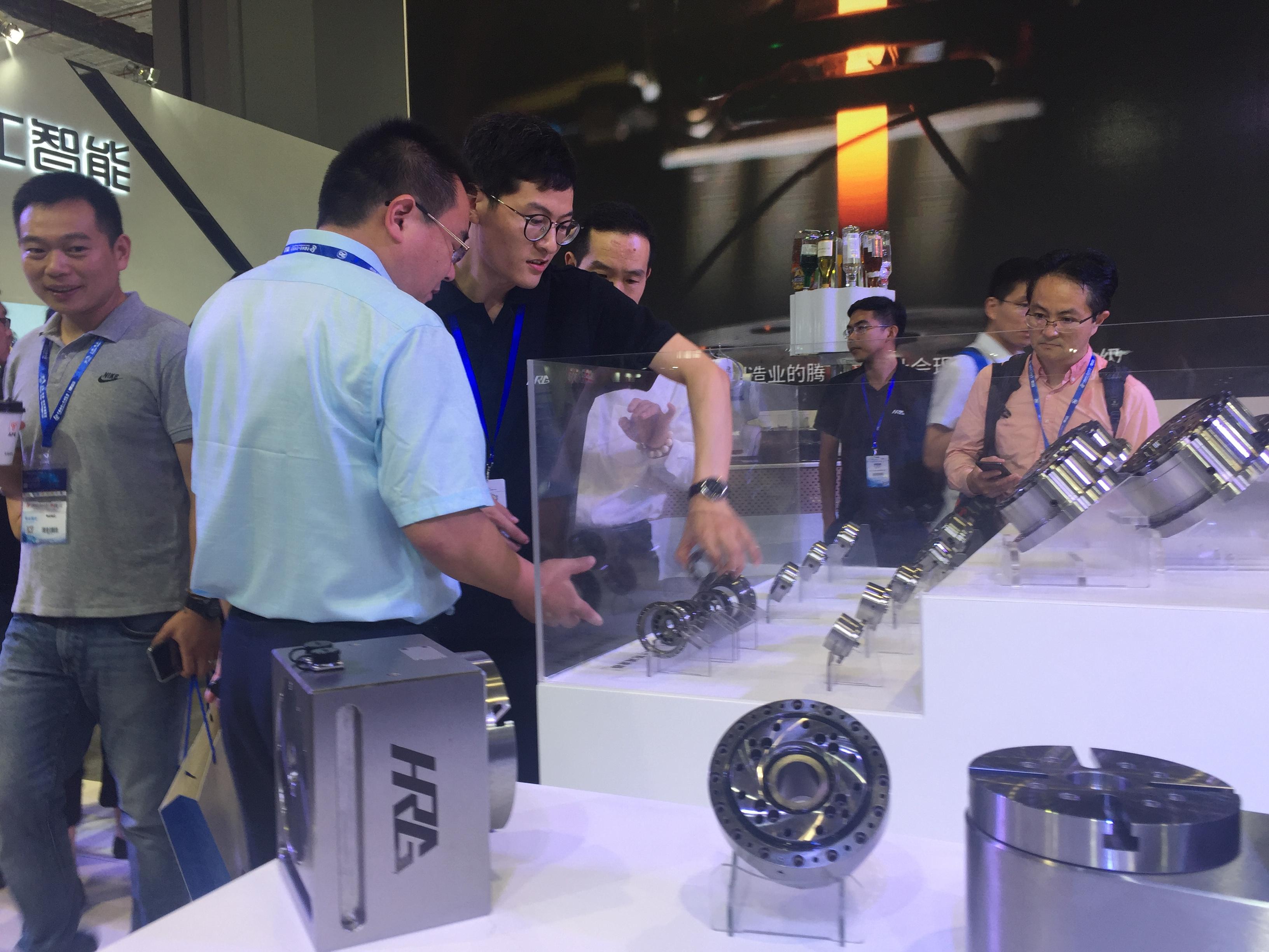 哈工大机器人集团国产机器人核心零部件取得关键技术突破