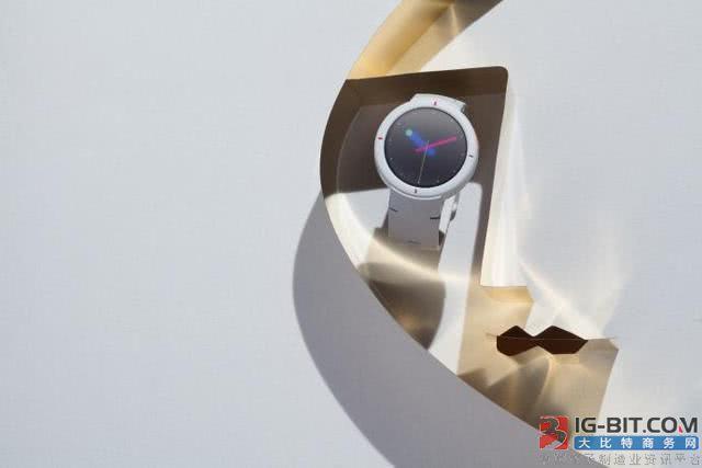华米科技AMAZFIT智能手表 或将成下一个IoT物联网入口