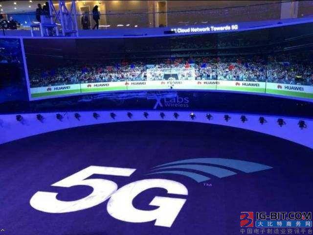 5G竞争,四大阵营谁能笑到最后?