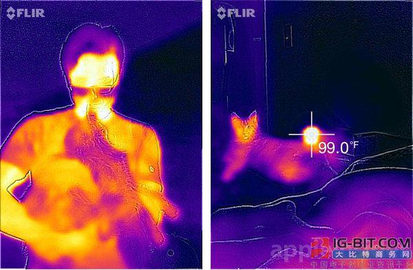 新专利曝光:苹果正在开发热成像辅助的计算机视觉系统