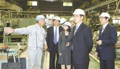 岑溪市推动工业振兴增强高质量发展动能