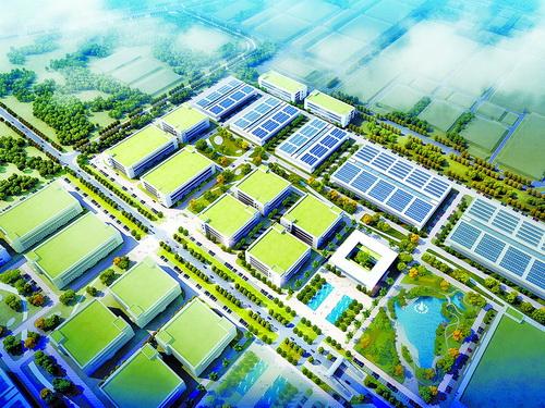 """助力""""双千亿""""打造电机产业集群 厦钨永磁电机产业园落户集美"""