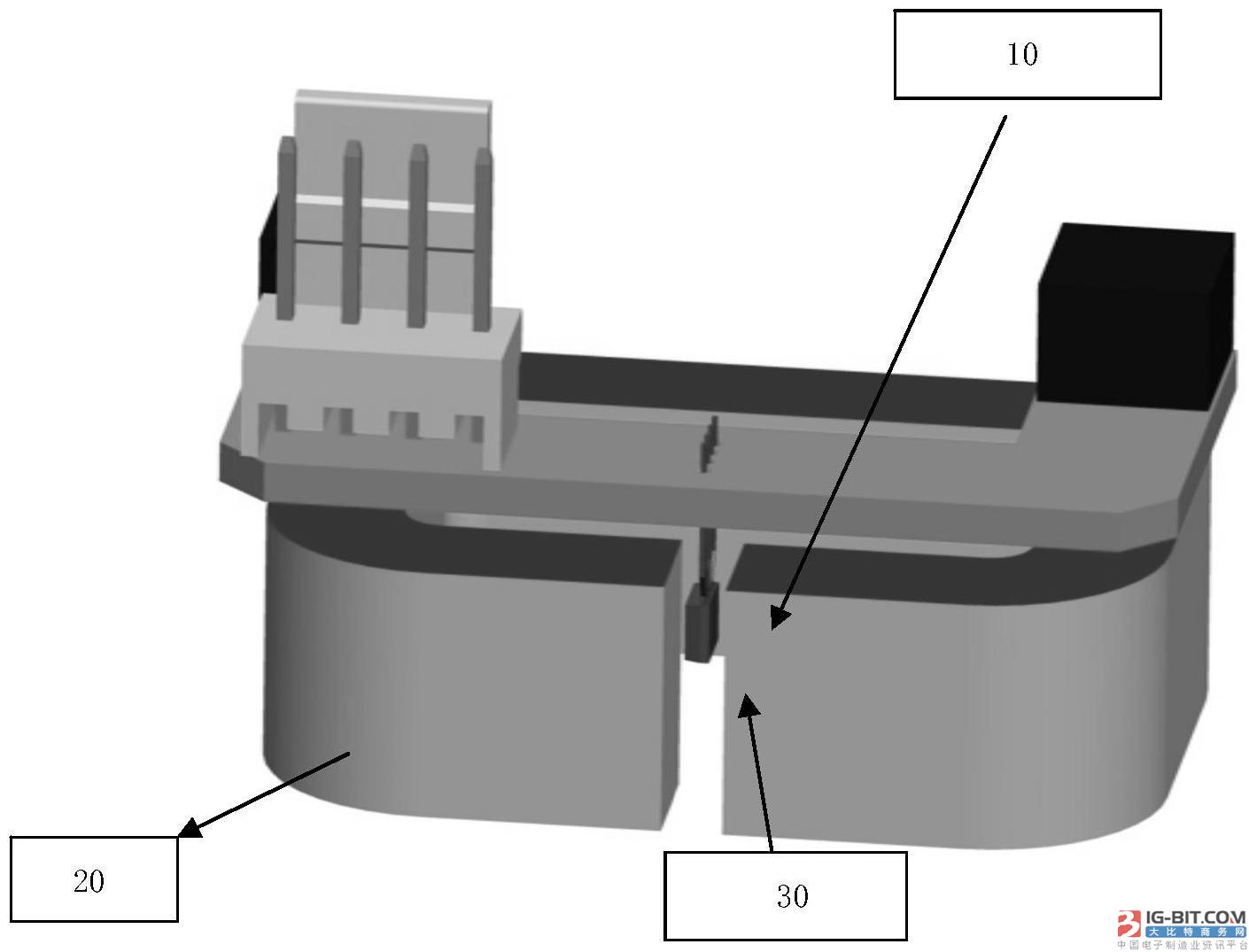 【仪表专利】电流传感器的检测装置和方法