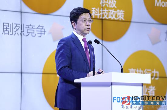 李开复:中国可向新兴经济体提供人工智能帮助