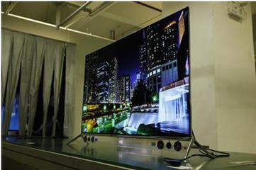 OLED将颠覆彩电市场格局