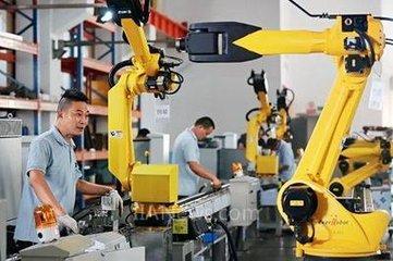 主流工业机器人公司2018上半年销售数据