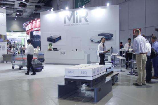 丹麦移动机器人MIR在华拓展布局 打造智能工业自动化