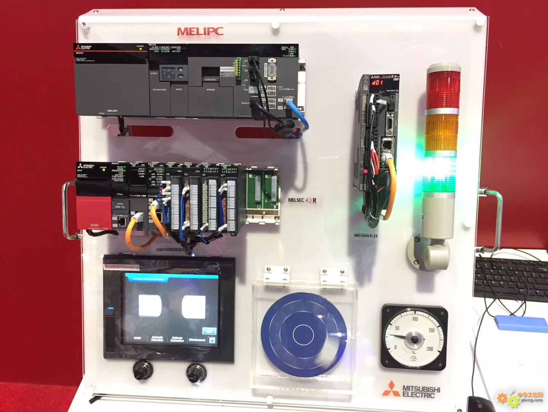三菱电机MELIPCS ,让智能制造触手可及