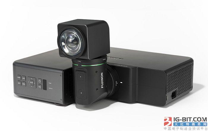 富士推出Fujinon投影机新品:紧凑省空间 镜头可旋转