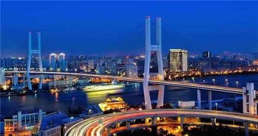 黄浦江上四座大桥景观改造将完成 照明设4种控制模式