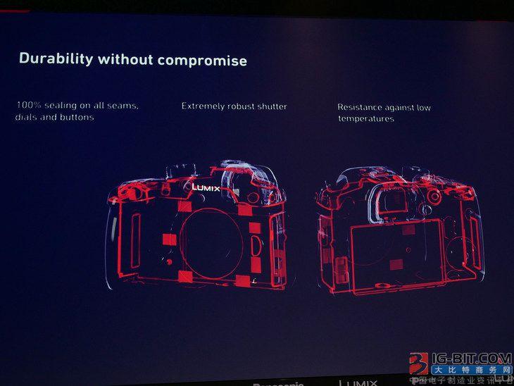 松下发布全画幅无反相机LUMIX S系列