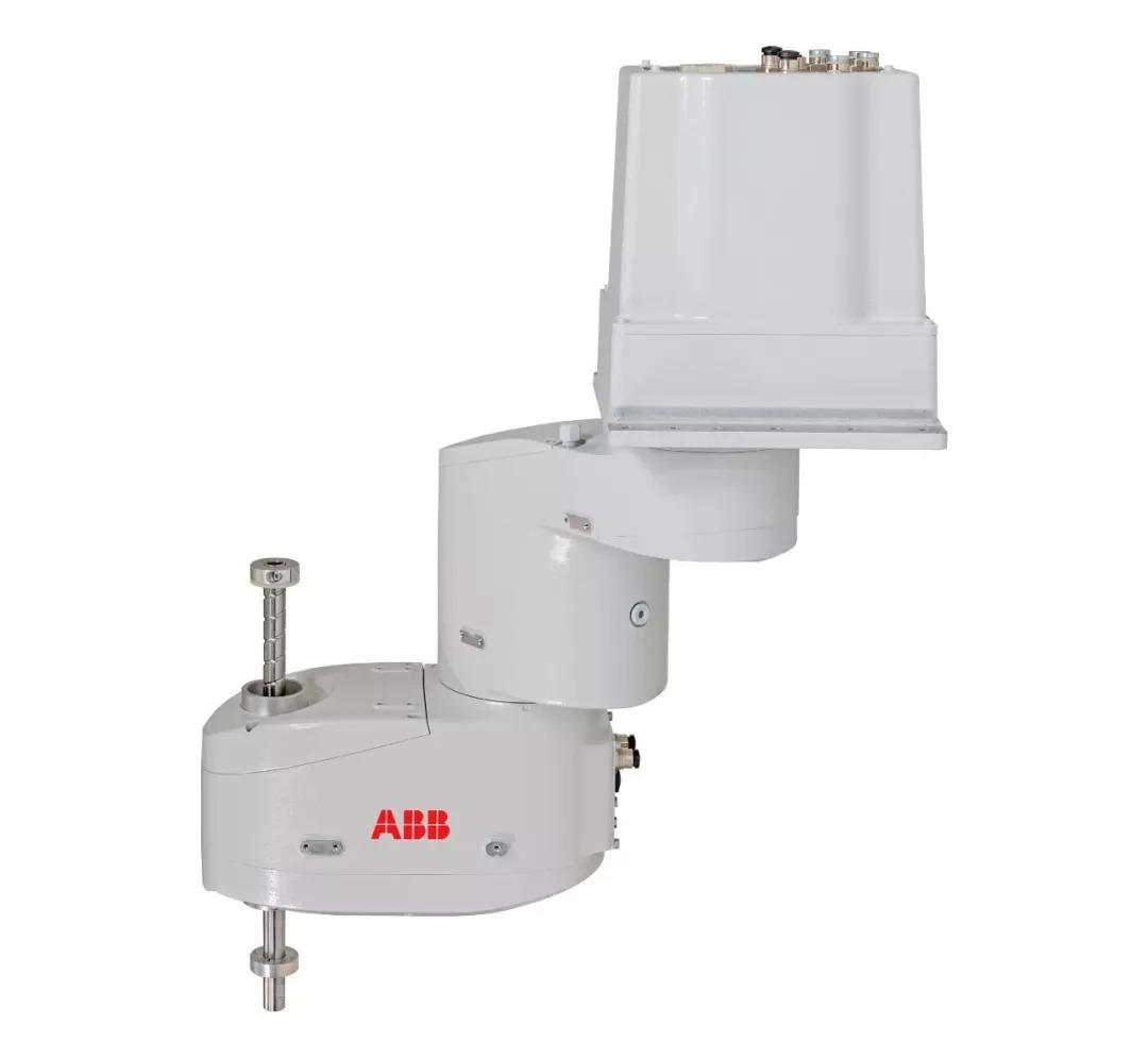 ABB倒装SCARA机器人提高作业空间效率与灵活性