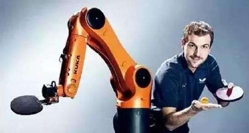 美的、碧桂园的机器人宏愿 孰欲称霸全球?