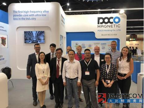 铂科再次亮相PCIM Europe 2018 技术领先赢得客户一致好评