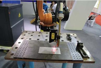 焊接自动化取得重大突破,中国激光位移传感器技术冲击全球制高点