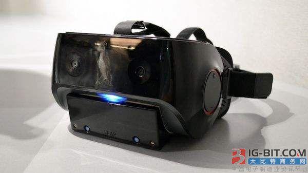 Oculus高端VR一体机亮相,将与HTC Vive Focus展开厮杀
