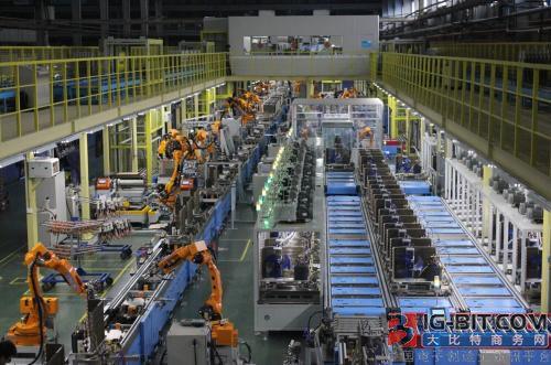 智能制造背景下智能工厂的特征