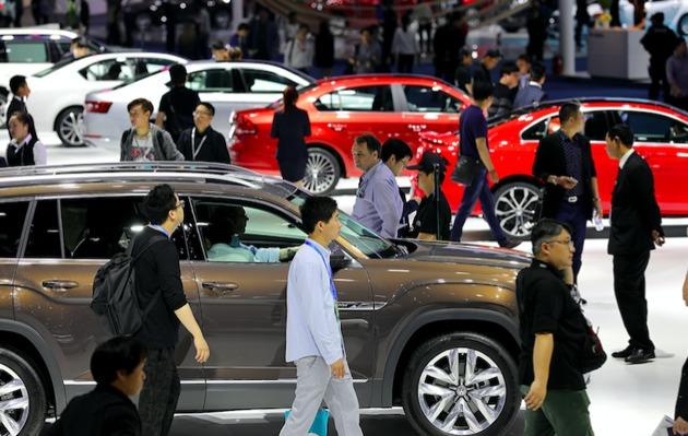 排放新规影响 德车企暂停销售部分插电式混动车