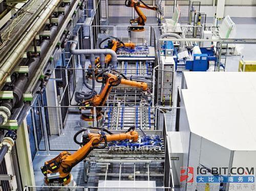 工业自动化系统集成发展现状分析