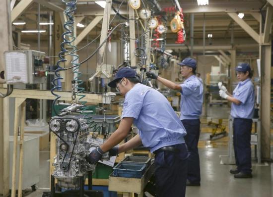 """工厂车间自动化 传统产业迎来""""大改造"""""""