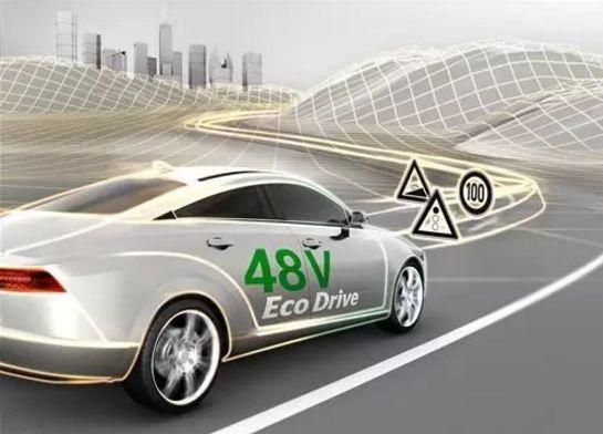 浅谈新能源汽车的48V技术