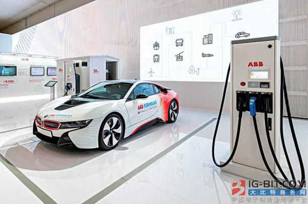 中外齐头并进推动大功率汽车充电  考验连接器成本、安全控制