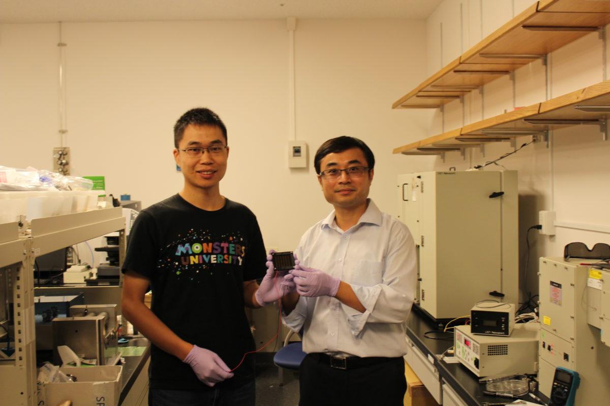 日本科学家开发出新型钙钛矿工艺
