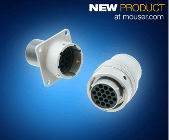 Amphenol LPT系列连接器适用于一般的工业环境和恶劣环境