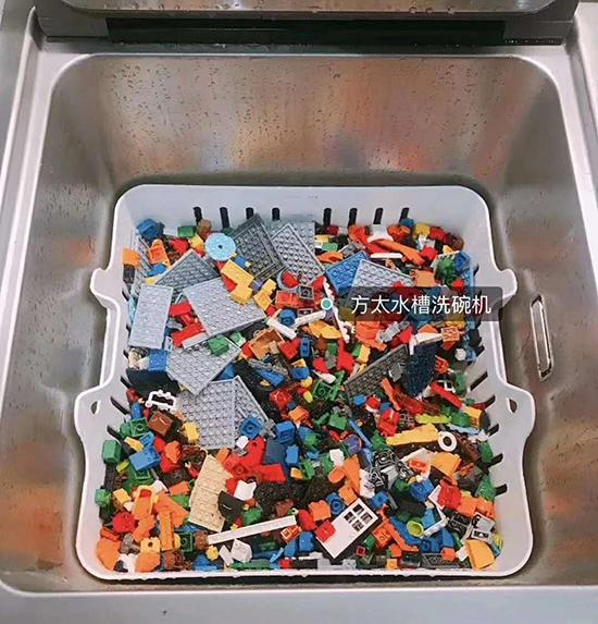 方太水槽洗碗机:雁阵成行 引吭冲云霄