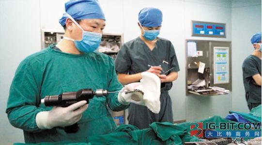 3D打印银河国际官网于骨科手术:北京三院已开展上百例