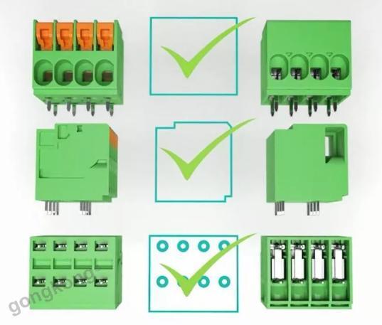 菲家TWIN设计C位出道!特推出TDPT系列固定式连接器。
