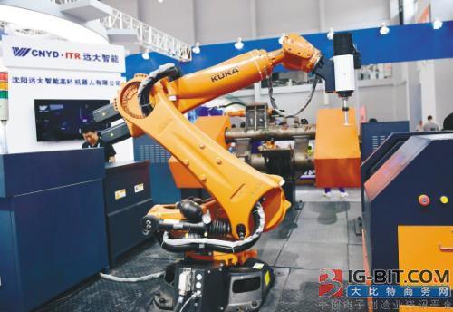 远大智能大力发展智能机器人 进军高端智能制造
