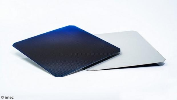 nPERT太阳能电池线路图转换效率将超24%