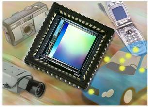 OmniVision推出高分辨率全局快门图像传感器